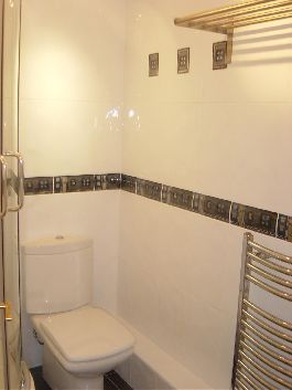 Turnkey 39 S St Albans Plumbers Plumbing In An Ensuite Bathroom In St Albans 5 Bathrooms Our